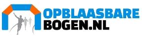Opblaasbare Start en Finish Bogen -Opblaasbarebogen.nl- Logo
